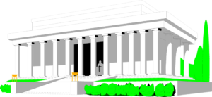 3164-illustration-of-the-lincoln-memorial-in-washington-dc-pv