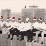"Construction Christmas Card Of The Week: ""Construction Elves"""