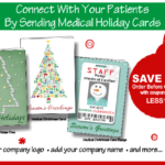 Save 15% on Medical Christmas Cards!