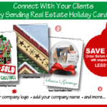 Save 15% on Real Estate Holiday Cards!