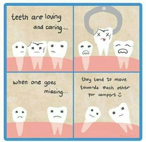 tooth humor