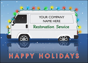restoration holiday card