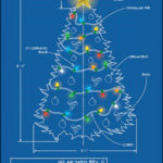 Architecture Card of the Week: Christmas Tree Blueprint