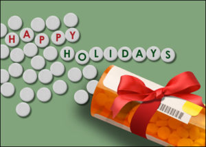 Pharmacy Christmas Card
