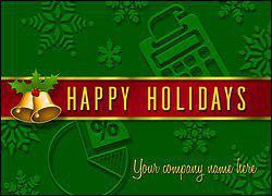 Custom Doctor Christmas Greeting Cards Ziti Cards
