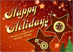 Automotive Christmas Sky