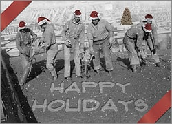 Concrete Holiday Crew