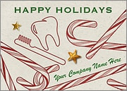 Dental Candy Canes