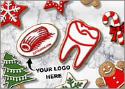 Dental Logo Cookies