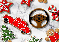 Automotive Cookies