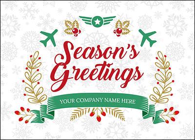 sample business christmas cards