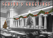 Christmas Courtroom