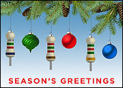 Electronic Engineering Christmas Card