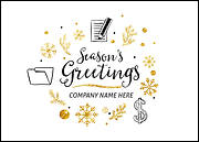 Escrow & Title Holiday Card