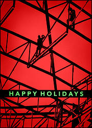 Holiday Iron Workers