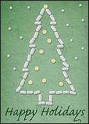 Pill Christmas Tree