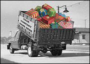 Truck Dumping Gifts