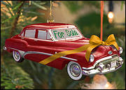 Used Car Ornament